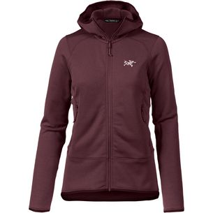Arcteryx Kyanite Fleecejacke Damen Crimson