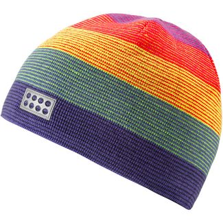 Lego Wear Beanie Kinder dark purple