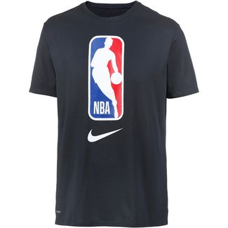 Nike NBA T-Shirt Herren black