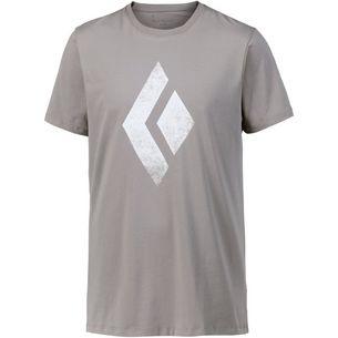 Black Diamond Chalked Up T-Shirt Herren nickel