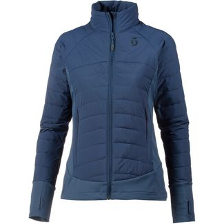 SCOTT Insuloft Steppjacke Damen denim blue