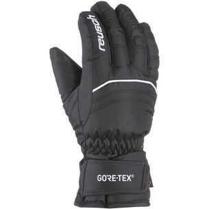 Reusch Fingerhandschuhe Kinder black-white