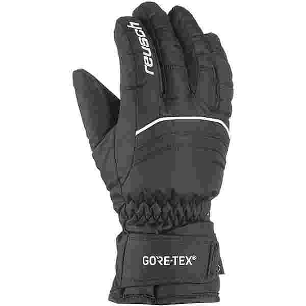 Reusch GORE-TEX Fingerhandschuhe Kinder black-white