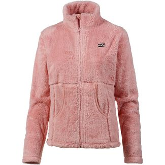 Billabong FIRST CHAIR Fleecejacke Damen blush