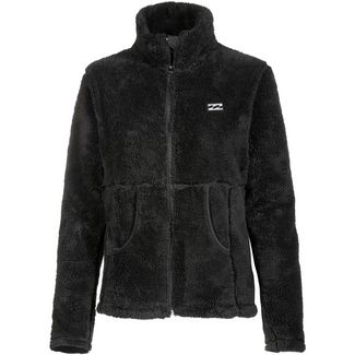 Billabong FIRST CHAIR Fleecejacke Damen black caviar