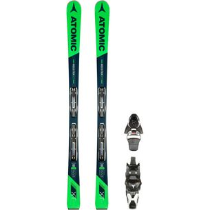 ATOMIC REDSTER XT + FT 11 GW Race Carver Blue/Green