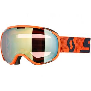 SCOTT FAZE II Skibrille orange