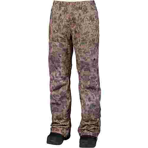 Burton Snowboardhose Damen floral camo