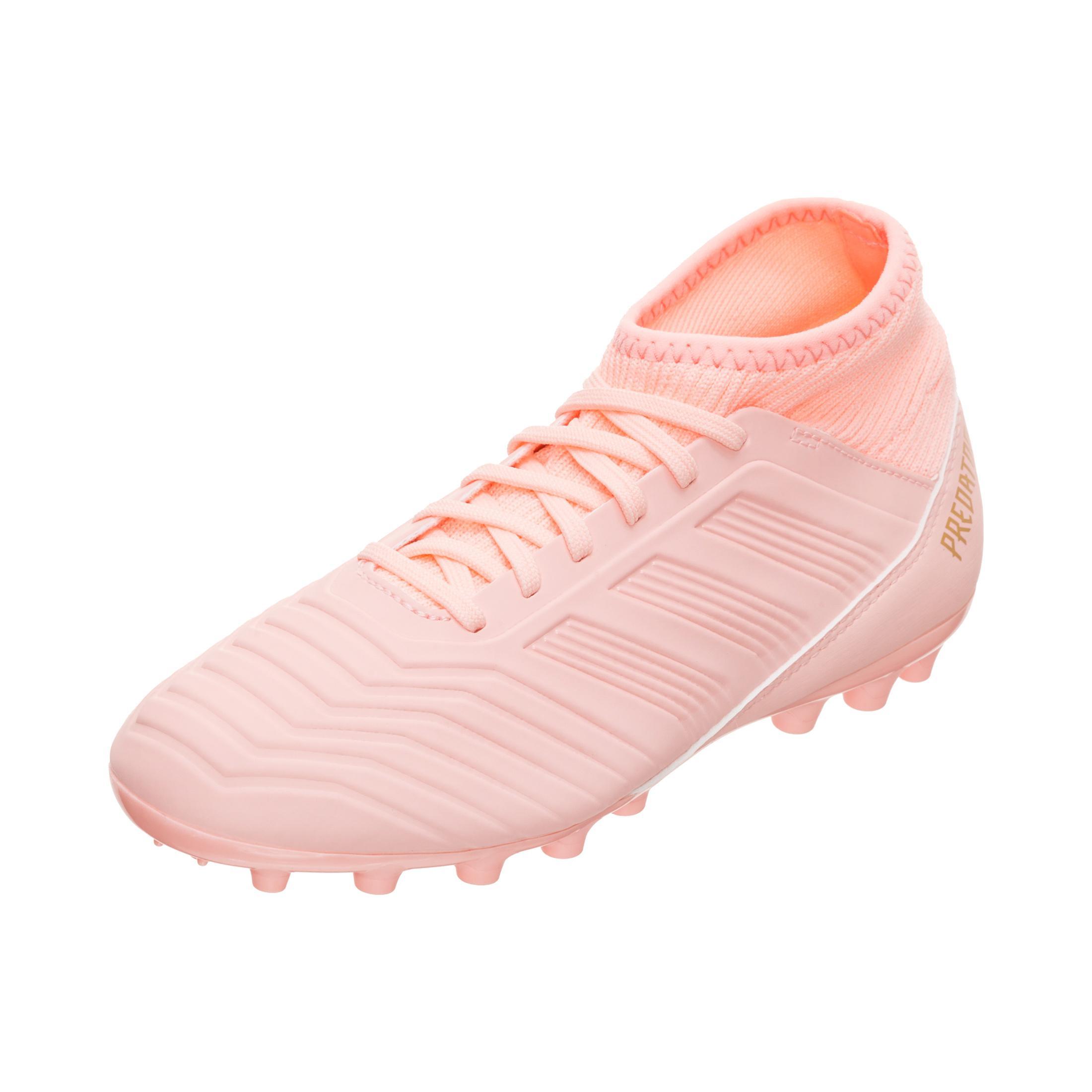 cheap for discount best shoes retail prices adidas Predator 18.3 Fußballschuhe Jungen lachs / rosa im Online Shop von  SportScheck kaufen