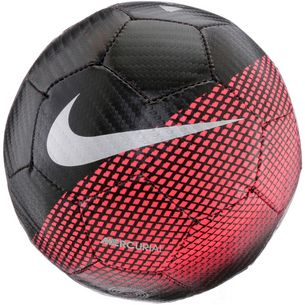 Nike CR7 Miniball black-flash crimson-silver