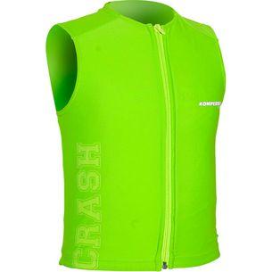 KOMPERDELL JuniorECO Vest Protektorenweste Kinder green