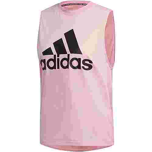 adidas Badge of Sport Tanktop Damen true pink