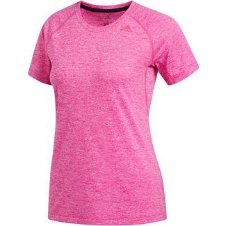 adidas Tech Prime Yogashirt Damen real magenta