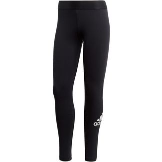 adidas BADGE OF SPORT Leggings Damen black