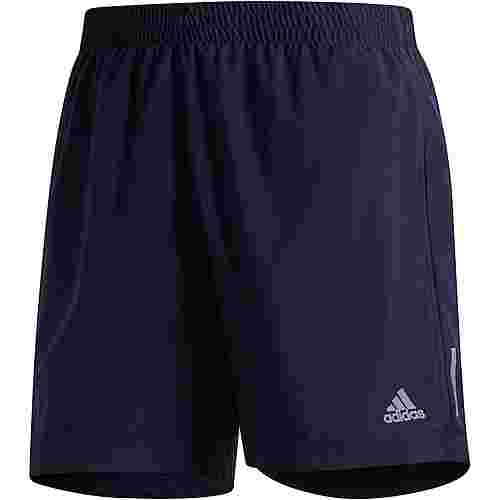 adidas RUN IT SHORT Laufshorts Herren legend ink