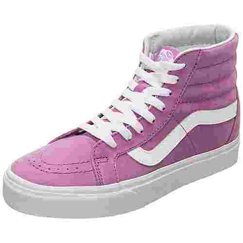 VANS Sk8 Hi Sneaker für Damen Rosa Schuhe online shop,www
