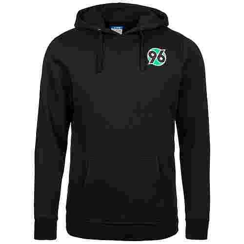JAKO Hannover 96 Kapuzenpullover Herren schwarz