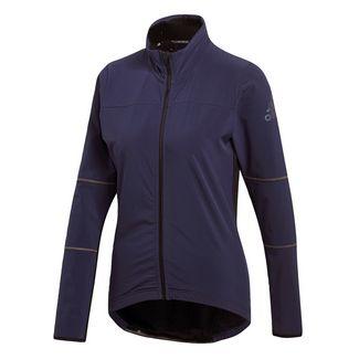 adidas Climaheat Cycling Winter Trikot Funktionsjacke Damen Blau