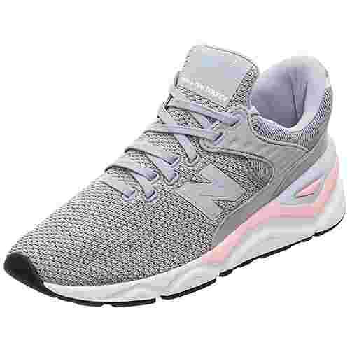 NEW BALANCE WSX90-CLG-B Sneaker Damen grau / korall