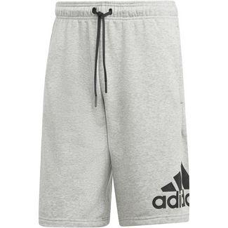 adidas Badge of Sport Shorts Herren medium grey heather