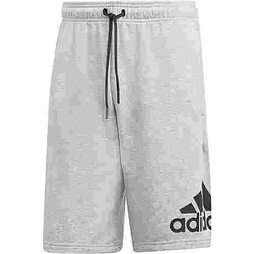 adidas Badge of Sport Shorts Herren medium grey heather
