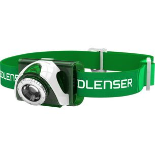 Led Lenser SEO 3 Stirnlampe LED grün
