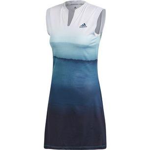 adidas PARLEY Tenniskleid Damen white-blue