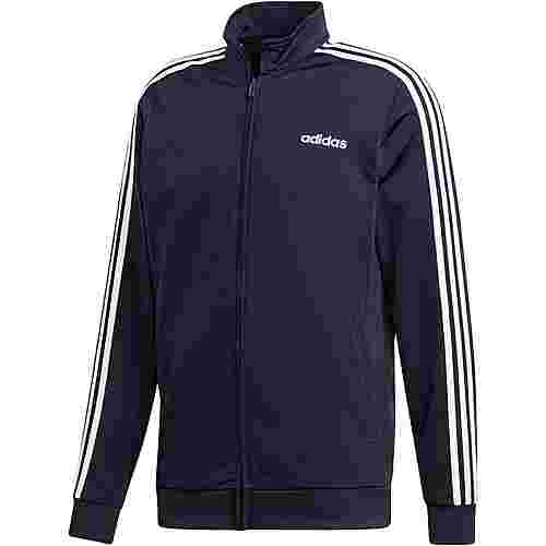 adidas E 3S TT Trainingsjacke Herren legend ink