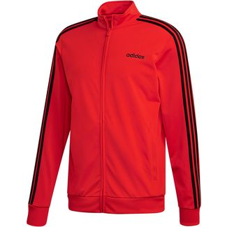 adidas E 3S TT Trainingsjacke Herren active red