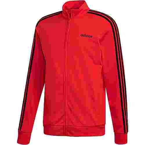 adidas E 3S TT Trainingsjacke Herren active red