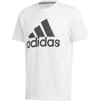 adidas MH BOS T-Shirt Herren white