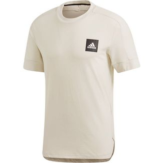 adidas ID FAT3S T-Shirt Herren raw white