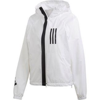 adidas WND Windbreaker Damen white
