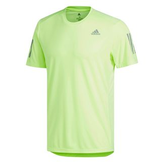 adidas OWN THE RUN Laufshirt Herren hi-res yellow