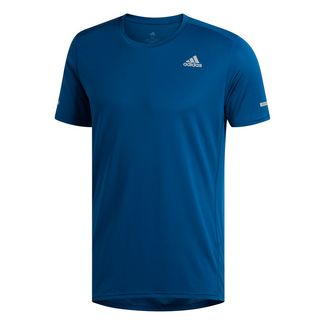 adidas RUN Layershirt Herren legend marine