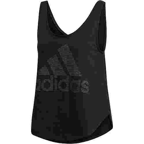 adidas ID Croptop Damen black