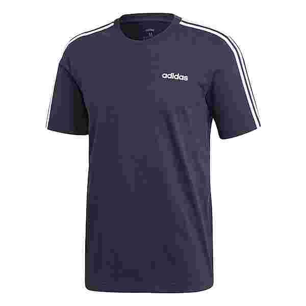 adidas ESSENTIAL 3S T-Shirt Herren legend ink