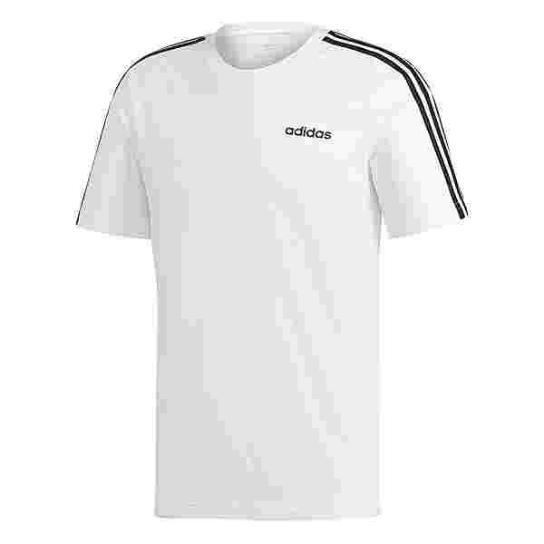 adidas ESSENTIAL 3S T-Shirt Herren white