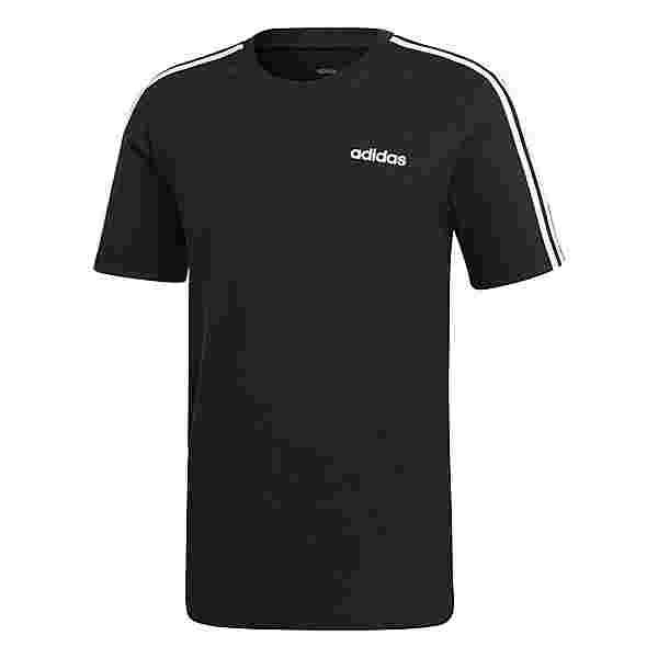 adidas ESSENTIAL 3S T-Shirt Herren black