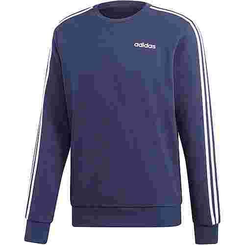 adidas ESSENTIAL 3S Sweatshirt Herren legend ink
