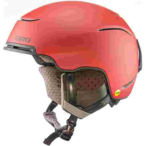 Giro Jackson Mips Skihelm matte dark red sierra