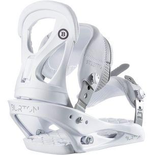Burton Stiletto Snowboardbindung Damen blanca