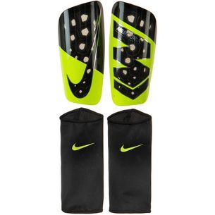 Nike Mercurial LT Schienbeinschoner Herren volt-black-black
