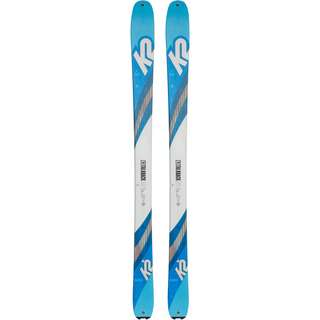 K2 Talkback 88 18/19 Tourenski Damen blau-weiß
