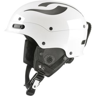 Sweet Protection Trooper 2 Skihelm gloss white