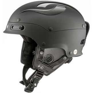 Sweet Protection Trooper 2 Skihelm dirt black