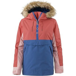 Roxy SHELTER Snowboardjacke Damen dusty cedar