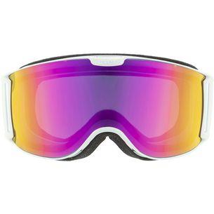 Uvex Skyper LM Skibrille white