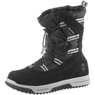 TIMBERLAND Winterschuhe Kinder grey-black