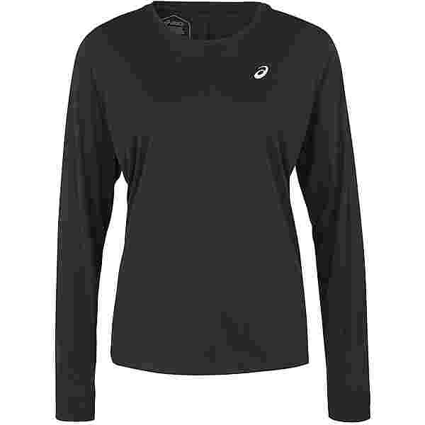 ASICS Funktionsshirt Damen performance black